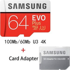 CARTE MÉMOIRE Carte Mémoire Micro SD 64 GB SAMSUNG - M1742