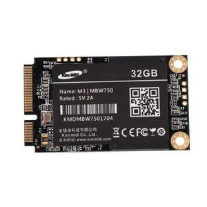 DISQUE DUR SSD DISQUE DUR INTERNE 32gb 1.8''inch msata disque SSD