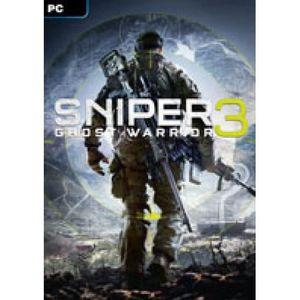 JEU PC À TÉLÉCHARGER Jeu PC- Sniper Ghost Warrior 3 (Code STEAM en télé