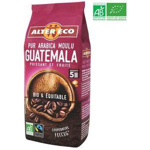 CAFÉ ALTER ECO Café Guatemala - 100% Arabica - Bio - 26