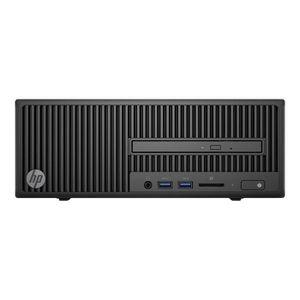UNITÉ CENTRALE + ÉCRAN HP 280 G2 SFF 1 x Core i5 6500 - 3.2 GHz RAM 4 Go