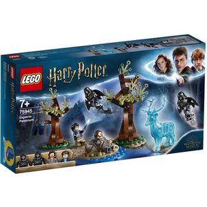 ASSEMBLAGE CONSTRUCTION LEGO® Harry Potter™ 75945 Expecto Patronum - Jeu d