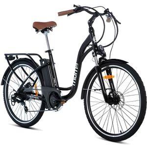 VÉLO ASSISTANCE ÉLEC Moma Bikes Vélo Electrique VAE De ville, Ebike-26.