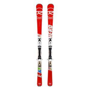 SKI Ski Rossignol Hero Elite All Turn Carbon + fixatio