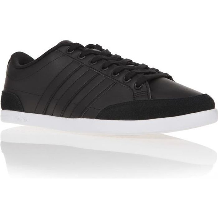 sale official shop top brands ADIDAS Baskets Caflaire - Homme - Noir Noir - Achat / Vente basket ...
