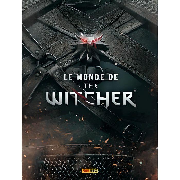 LIVRE PROGICIEL  Le Monde de The Witcher