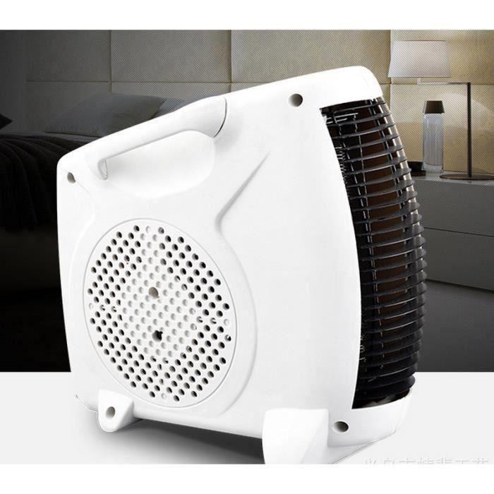 Mini climatiseur double ventilateur de chauffage mini chauffage électrique ménager mobile petite climatisation Hot24855