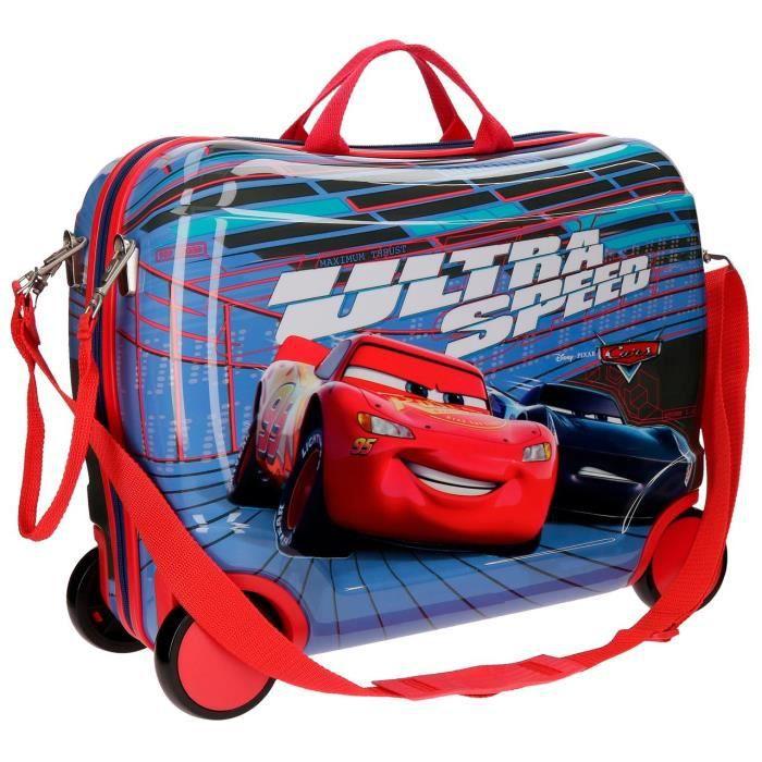 Disney Cars Speed Bagage Enfant, 50 cm, 34 liters