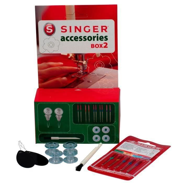 Accessoire Box 2 - Singer (Lot de 2)