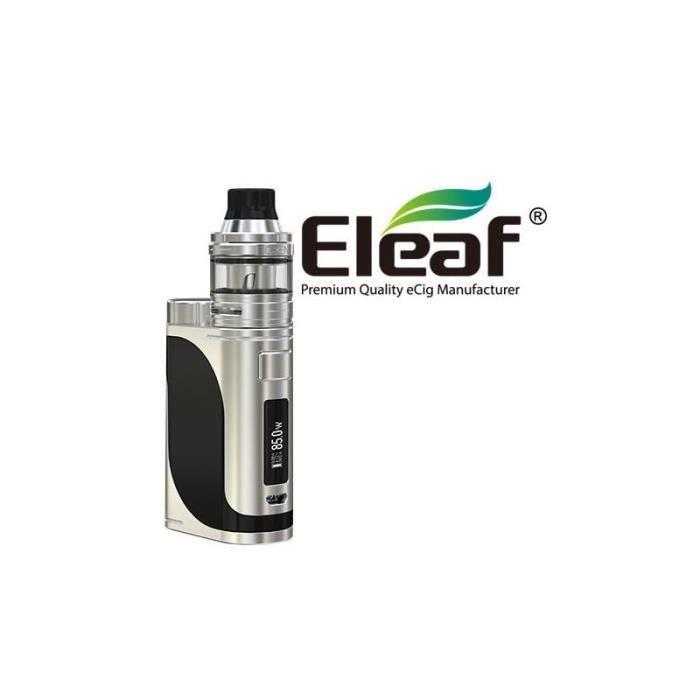 Kit iStick Pico 25 avec ELLO - Eleaf couleur - Noir