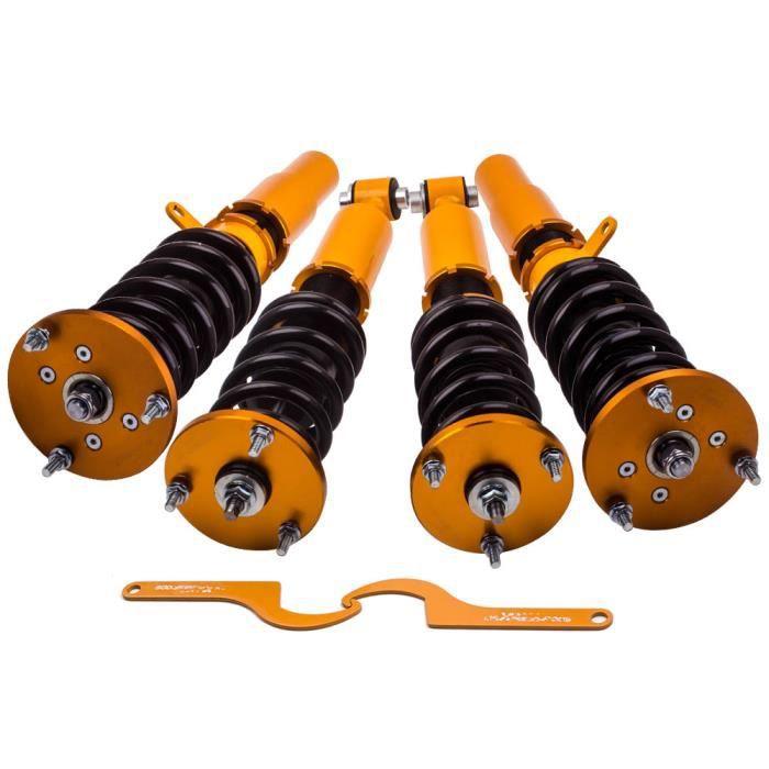 Kit de combine fietes suspension pour BMW 5 Series E60 AWD XI 03-10 AmortisseurX4 shock struts