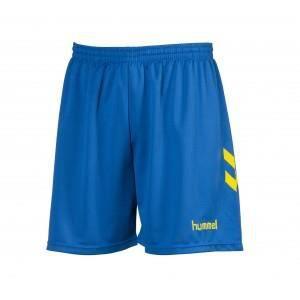 Short HUMMEL CLASSIC Bleu / Jaune