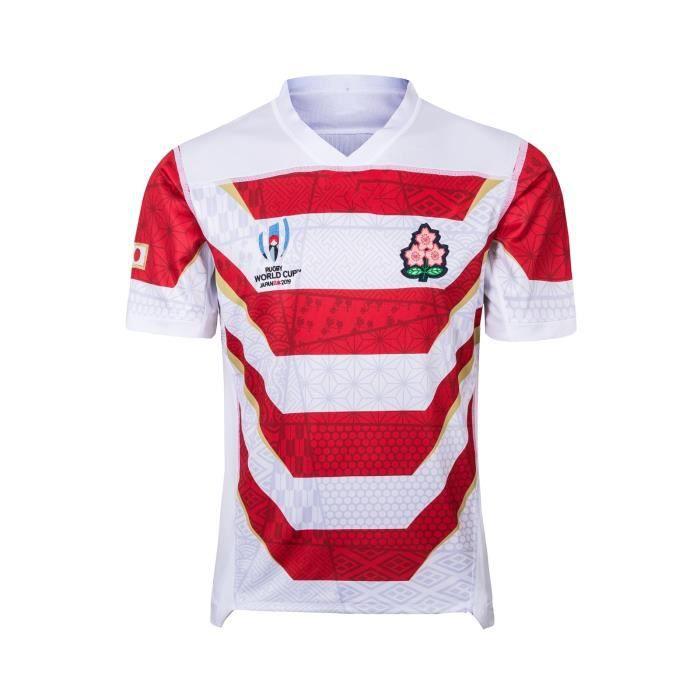 Maillot de Rugby l'équipe du Japon Polo Coupe du Monde Homme Pas Cher 2019 - 2020