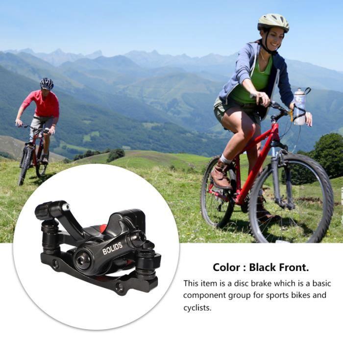 1 pc Vtt Disque De Frein Utile Durable Prime Cyclisme Étrier Mécanique À Vélo pour Hommes VELO ASSISTANCE ELECTRIQUE