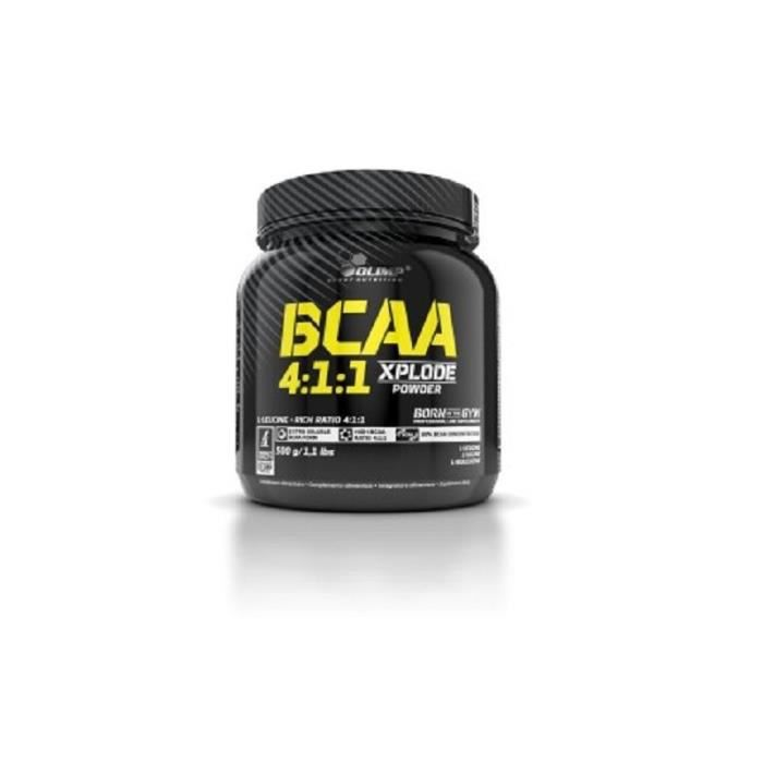 BCAA 4.1.1 Xplode Powder - Fruit Punch