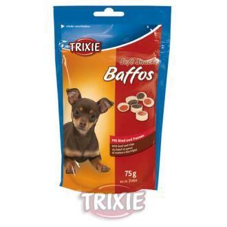 Soft Snack Baffos, 140 G, Veau Et Tripes 75 GR