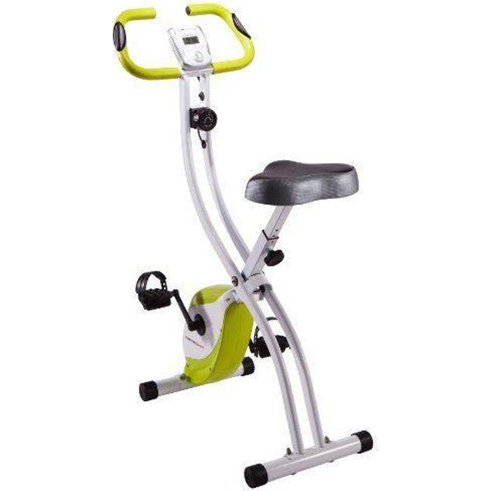 Ultrasport Vélo d`appartement pliable - 150