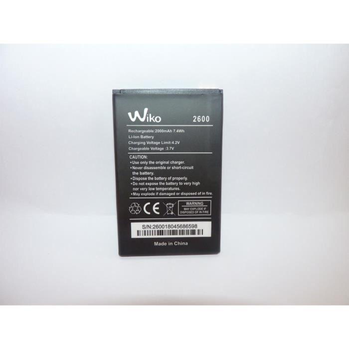 Batterie Wiko Sunny 3