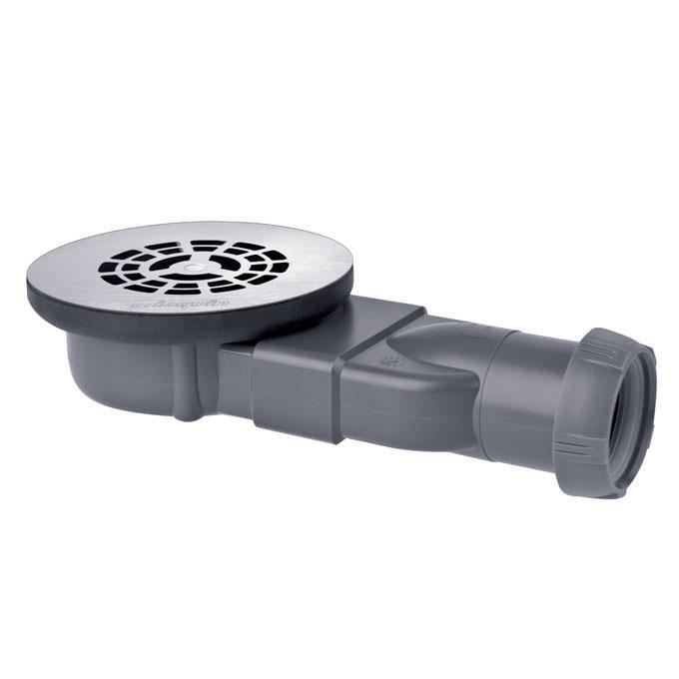 Bonde de douche SLIM EXPERT pour receveur extra-plat