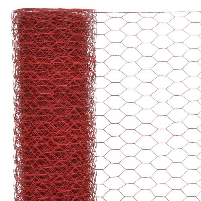 Hexagone Tissu 25 M 50 cm 25 mm lapin fil lapin Fil Maille-clôture