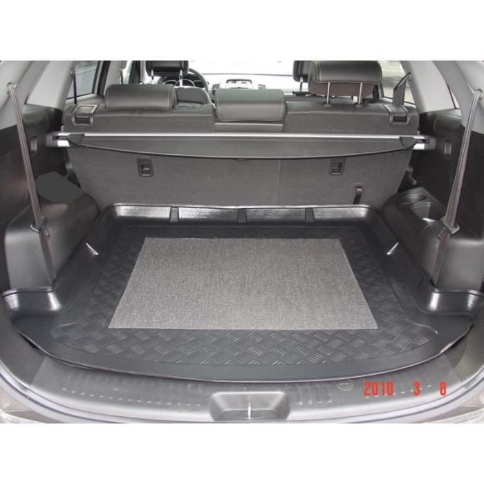 kia sorento ii 4x4 7 pl 11 09 bac de coffre a achat vente tapis de sol kia sorento ii 4x4. Black Bedroom Furniture Sets. Home Design Ideas
