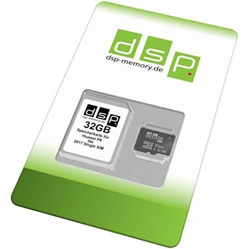 CARTE MÉMOIRE Carte mémoire Classe 10 32 Go pour Huawei P8 Lite