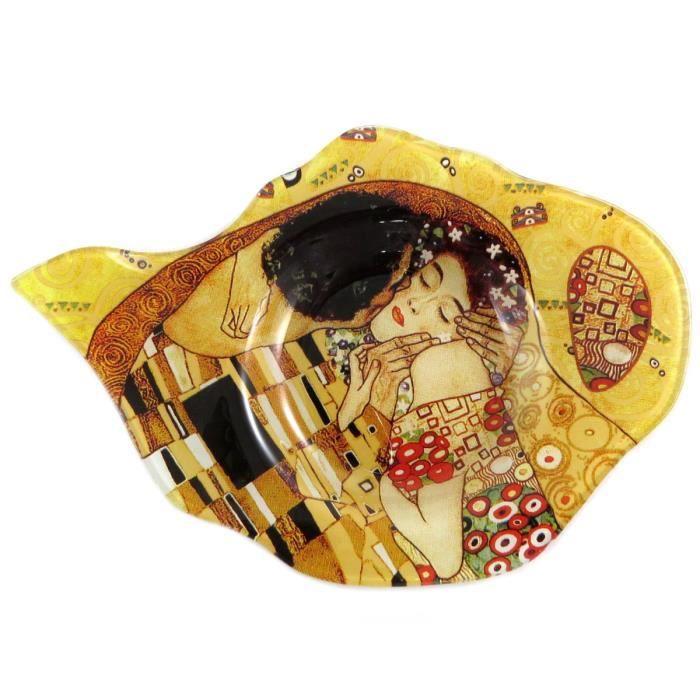 - 14x9.5 cm Repose sachets Gustav Klimt Adele Les Tr/ésors De Lily Q0195