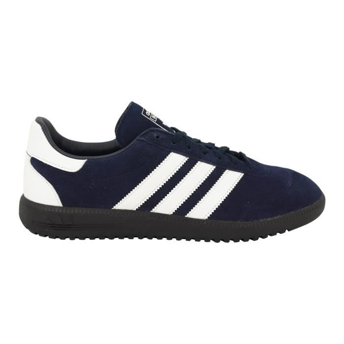 Baskets basses Adidas Originals Spezial Bleu Achat Vente