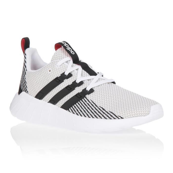 super quality online here cheapest price ADIDAS Baskets Questar Flow - Homme - Gris et blanc