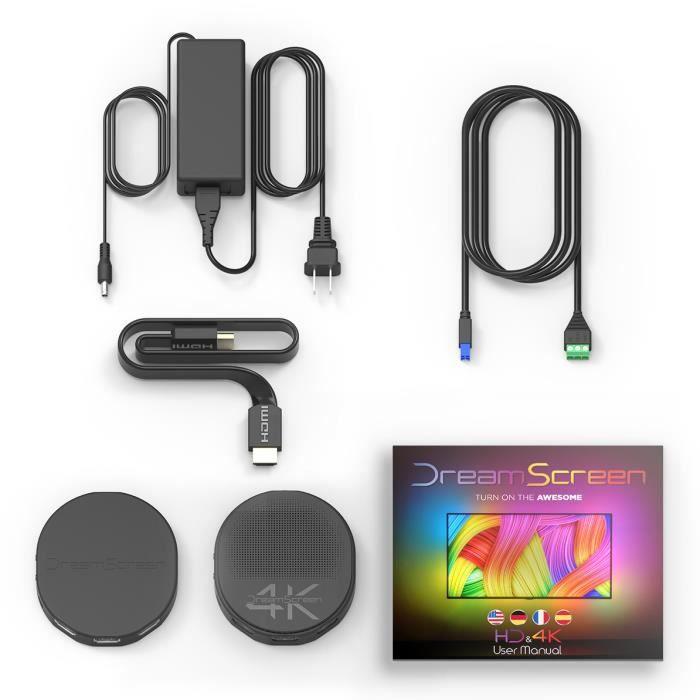 BANDE - RUBAN LED DreamScreen HD KIT Backlighting DIY - Connectez vo