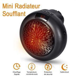 RADIATEUR D'APPOINT Radiateur Soufflant Electrique, Puissance 600 W, M