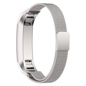 BRACELET DE MONTRE Bracelet pour Fitbit Alta,12mm Strap Acier Inoxyda