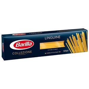PÂTES ALIMENTAIRES Barilla Collezione Linguine 500g (lot de 6)