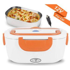 LUNCH BOX - BENTO  Boîte Chauffante Lunch Box Électrique à Lunch 12V