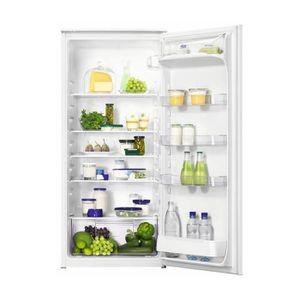 RÉFRIGÉRATEUR CLASSIQUE FAURE Réfrigérateur frigo simple porte INTEGRABLE