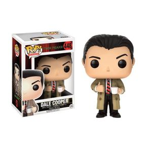 FIGURINE - PERSONNAGE Figurine Funko Pop! Twin Peaks: Dale Cooper