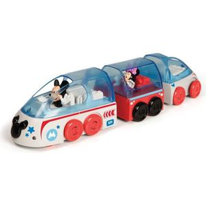 VOITURE ENFANT IMC TOYS Train RC Musical de Mickey