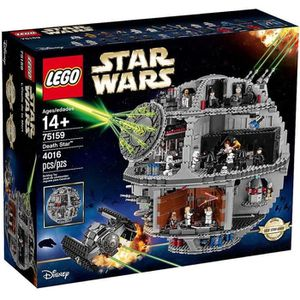 ASSEMBLAGE CONSTRUCTION LEGO® Star Wars™ 75159 Death Star - Étoile Noire d