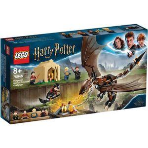ASSEMBLAGE CONSTRUCTION LEGO® Harry Potter™ -75946 - Magyar à pointes du T