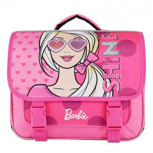 CARTABLE CARTABLE 38CM ROSE-BARBIE MATTEL