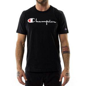 T-SHIRT MAILLOT DE SPORT CHAMPION T-shirt - Homme - Noir