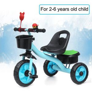 TRICYCLE T4W 1x 3-Roue Tricycle Vélo pour Enfant Bébé 2 à 6