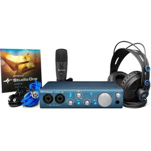 INTERFACE AUDIO - MIDI PRESONUS AudioBox iTwo Studio