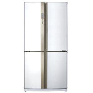 RÉFRIGÉRATEUR CLASSIQUE SHARP SJEX820FWH - Réfrigérateur américain multi-p
