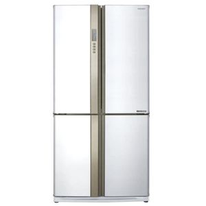 RÉFRIGÉRATEUR CLASSIQUE SHARP SJEX820FWH - Réfrigérateur multi-portes - 60