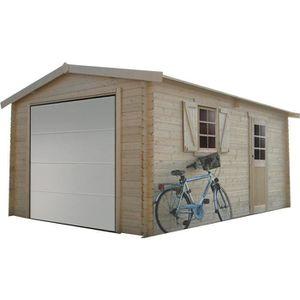 GARAGE SOLID Garage Traditional 358x538cm - 40mm