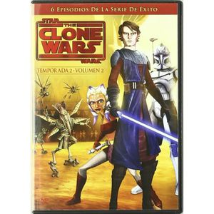 DVD FILM Star Wars: The Clone Wars (STAR WARS: THE CLONE WA