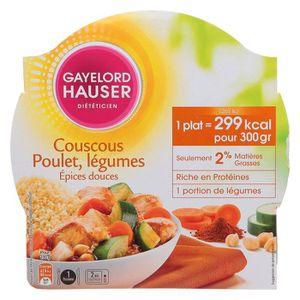 SEMOULE - COUSCOUS Couscous aux épices 300g