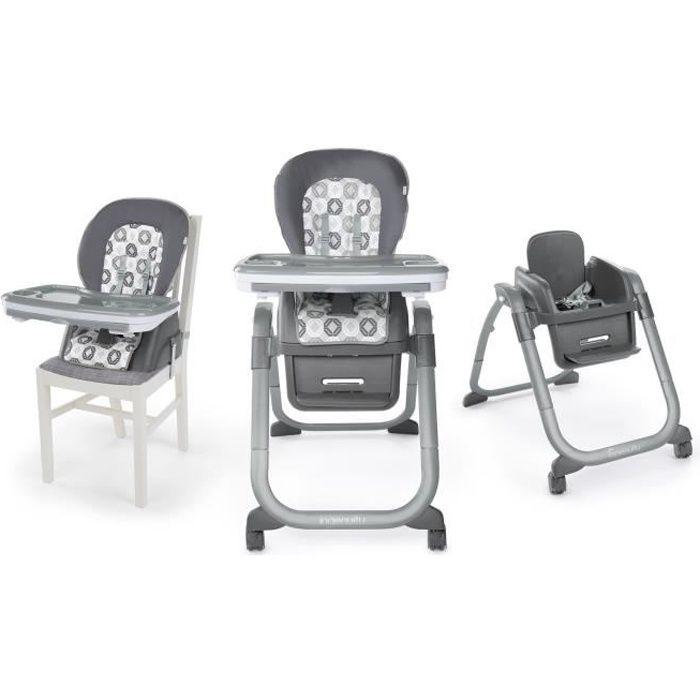 INGENUITY Chaise haute 4en1- Clayton