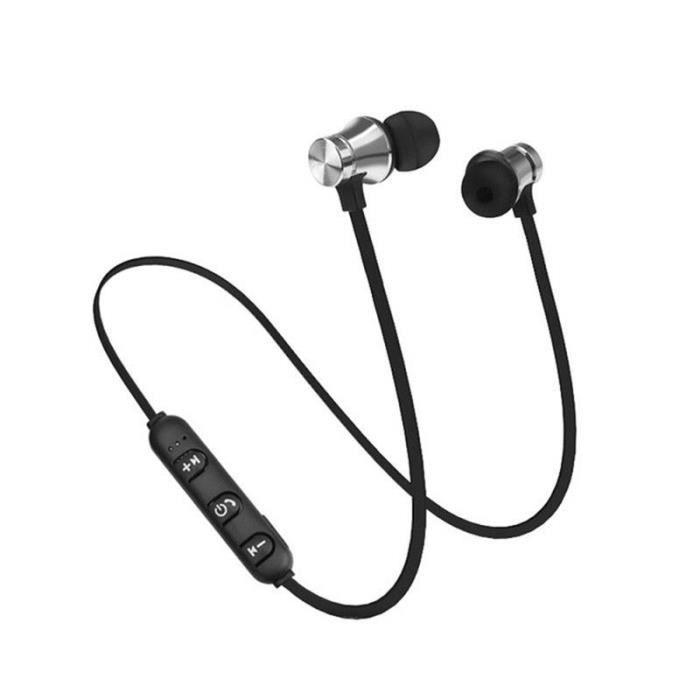 Casques Sport Wire avec écouteurs Bluetooth pour TV, Support audio optique, RCA, AUX 3.5mm, Plug & Play, Longue portée